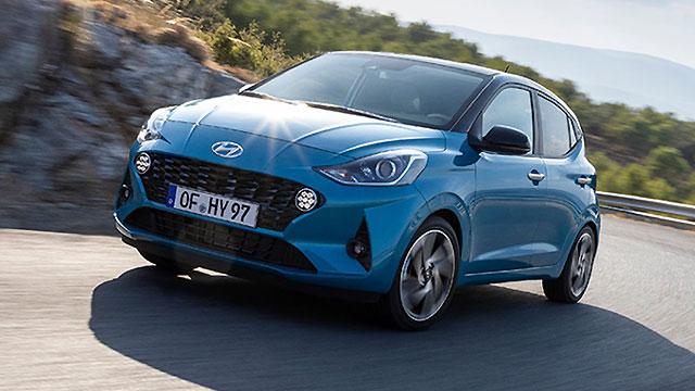 Hyundai pred Frankfurt predstavio novi i10