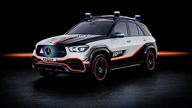 Mercedes-Benz predstavio novo Eksperimentalno sigurnosno vozilo – ESF 2019