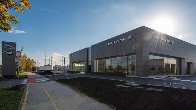 Novi Jaguar Land Rover centar u Zagrebu