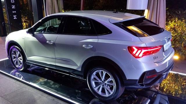 Audi u prodaju pustio Q3 Sportback i osvježeni A4