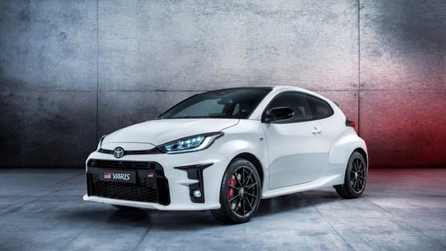 Iz relija na cestu – nova Toyota GR Yaris