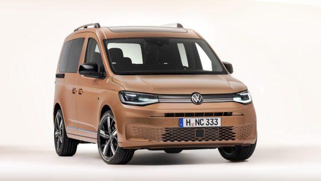 Svjetska premijera Volkswagen Caddyja 5. generacije