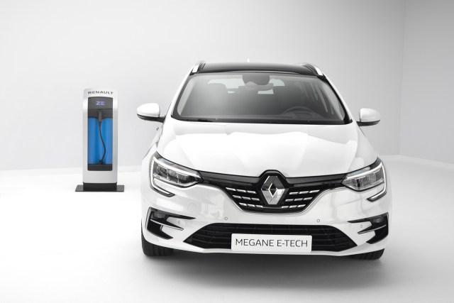 Renault predstavio Mégane E-TECH Plug-in s dosegom od 65 km