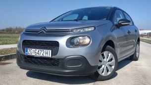 Citroën C3 Live PureTech 83 S&S BVM - Osnovno, a istovremeno i sasvim dovoljno