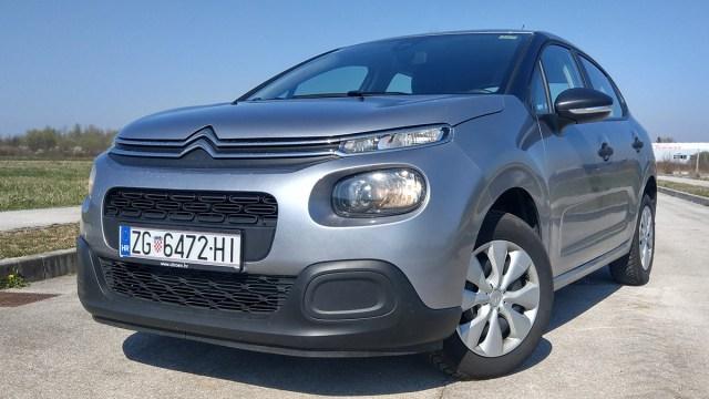 Citroën C3 Live PureTech 83 S&S BVM – Osnovno, a istovremeno i sasvim dovoljno