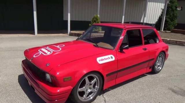 "Yugo iz 1986. godine s dva V8 motora i gotovo tisuću ""konja"""