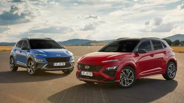 Hyundai predstavio novu Konu i Konu N Line, od sada i kao hibride