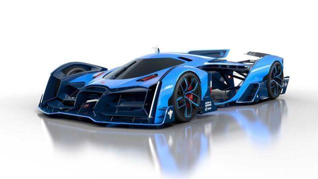 Bugatti bi mogao otkriti potpuno električni hiperautomobil