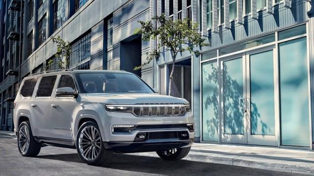 Jeep Grand Wagoneer koncept uskoro i u serijskom izdanju