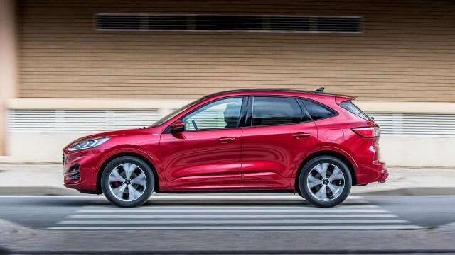 Nova Ford Kuga u Hrvatskoj s cijenom od 207.990 kuna