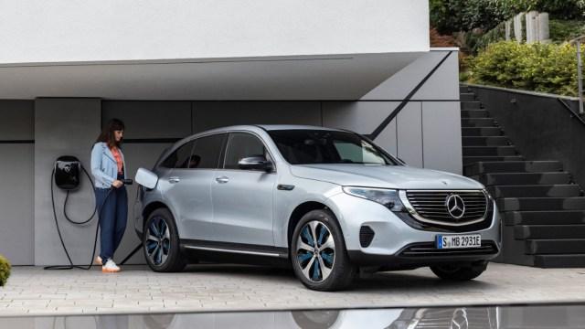 Mercedesova električna ofenziva: 6 novih modela do 2022.