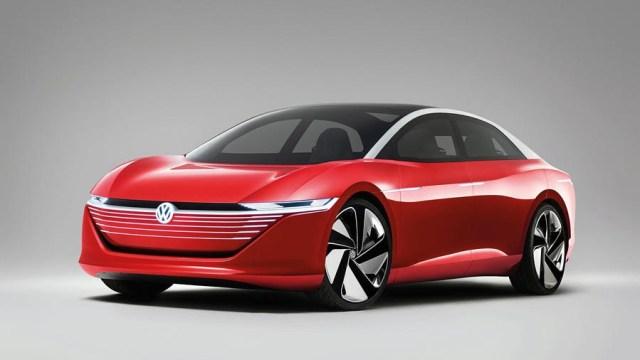 """Ovako bi mogao izgledati """"električni Passat"""", Volkswagen ID.6"""