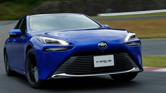 Druga generacija Toyote Mirai može prevaliti 650 km