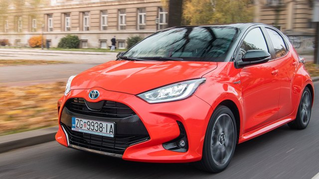 Od graha, preko bika do nove Toyote Yaris!
