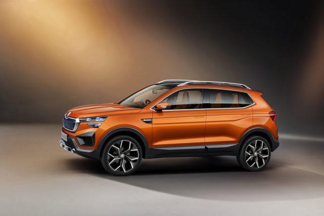 Škodin novi SUV Kushaq prvo će na tržište Indije