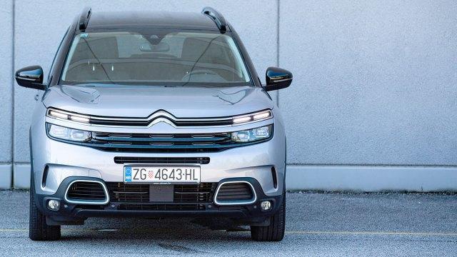 Citroën C5 Aircross BlueHDi 130 Shine EAT8 – Dobar izbor po dobroj cijeni