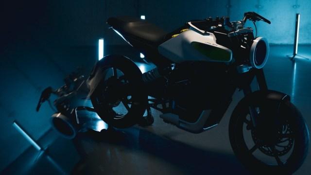 Kakva pila: Husqvarna ima koncept električnog motocikla