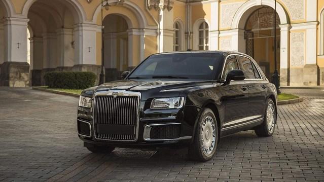 Počinje serijska proizvodnja ruskog luksuznog Aurusa Senat