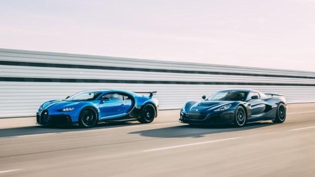 Rimac preuzima Bugatti, sjedište nove tvrtke u Hrvatskoj
