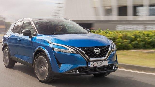 Nissan Qashqai stigao u prodajne salone, a starta na 179.900 kuna