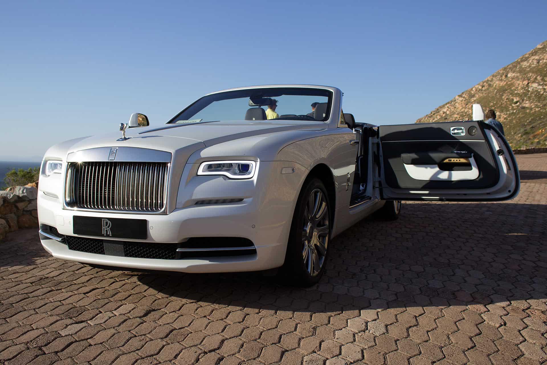 The 2016 Rolls Royce Dawn First Drive