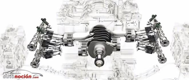 El Motor Bóxer: Historia. ventajas, desventajas y marcas