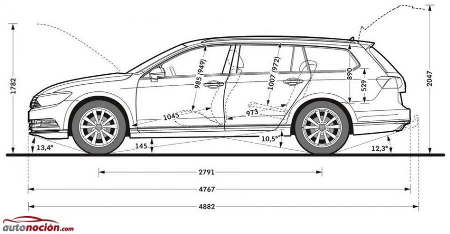Precios Nuevo Volkswagen Passat 2014/2015 Variant