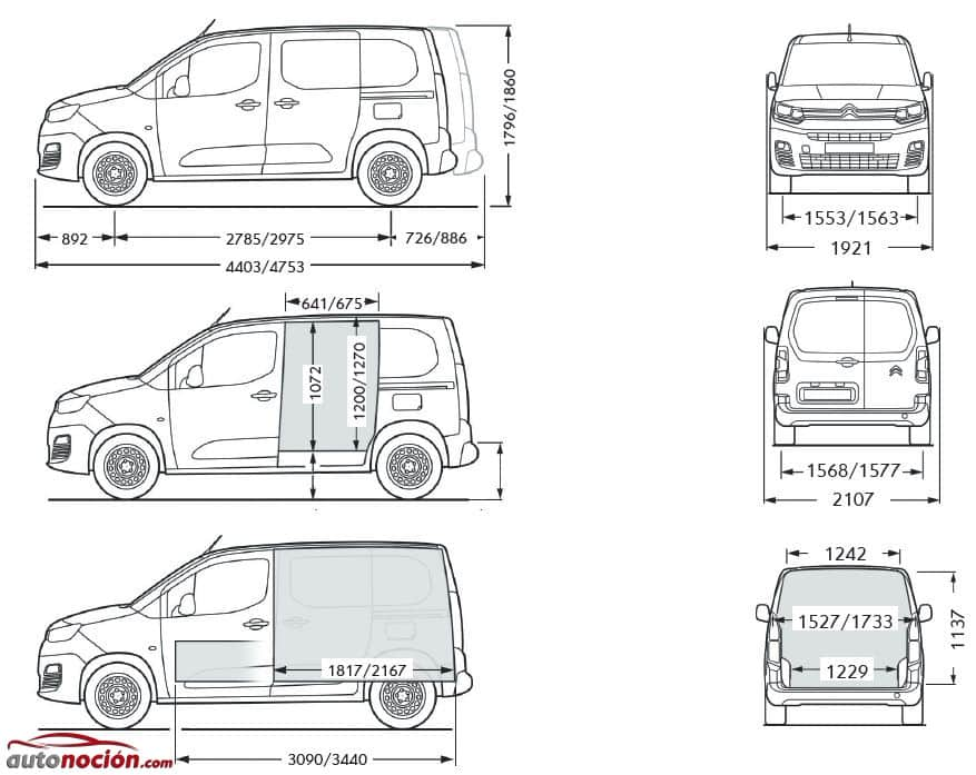 Opinión y Prueba Citroën Berlingo Van HDi 100 CV