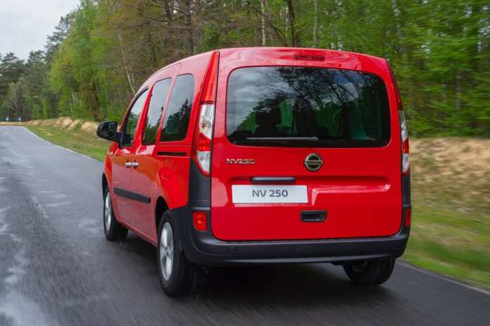 The successor to the Nissan NV200 will be produced in France