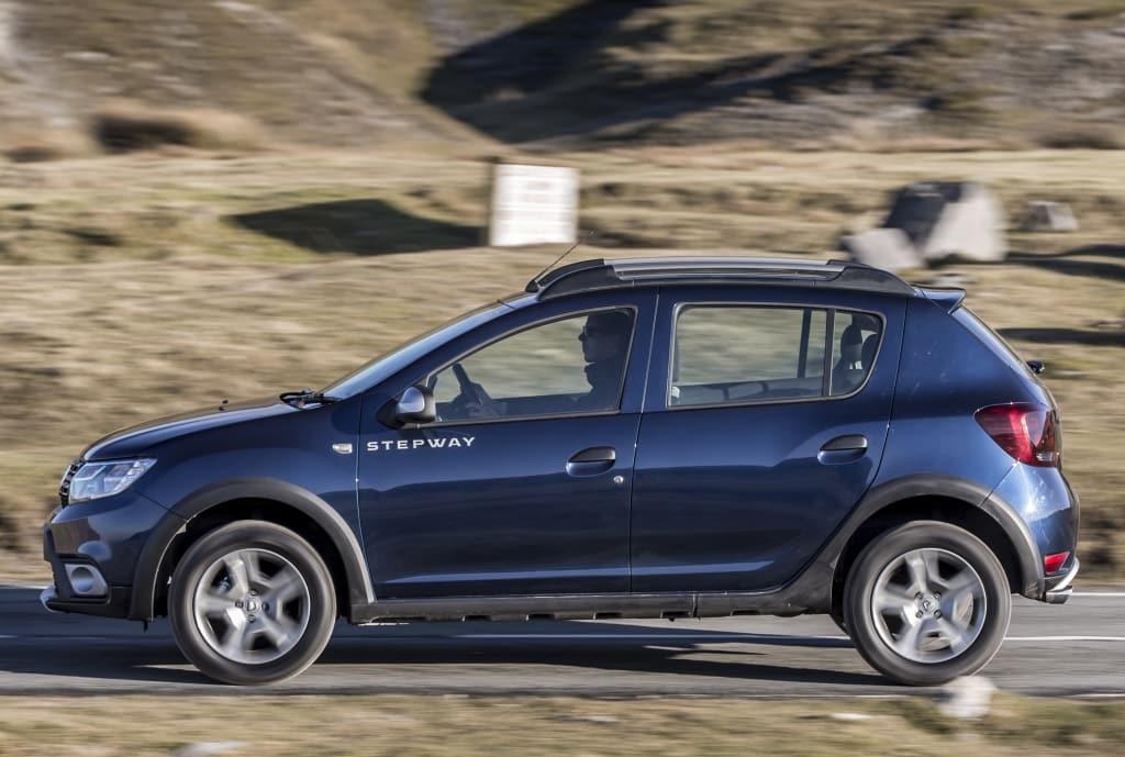 SEAT and Dacia Sandero in the lead