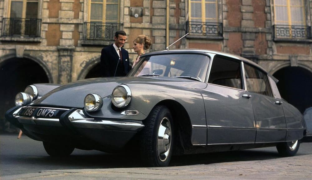Are these the 6 most legendary Citroën of the brand?