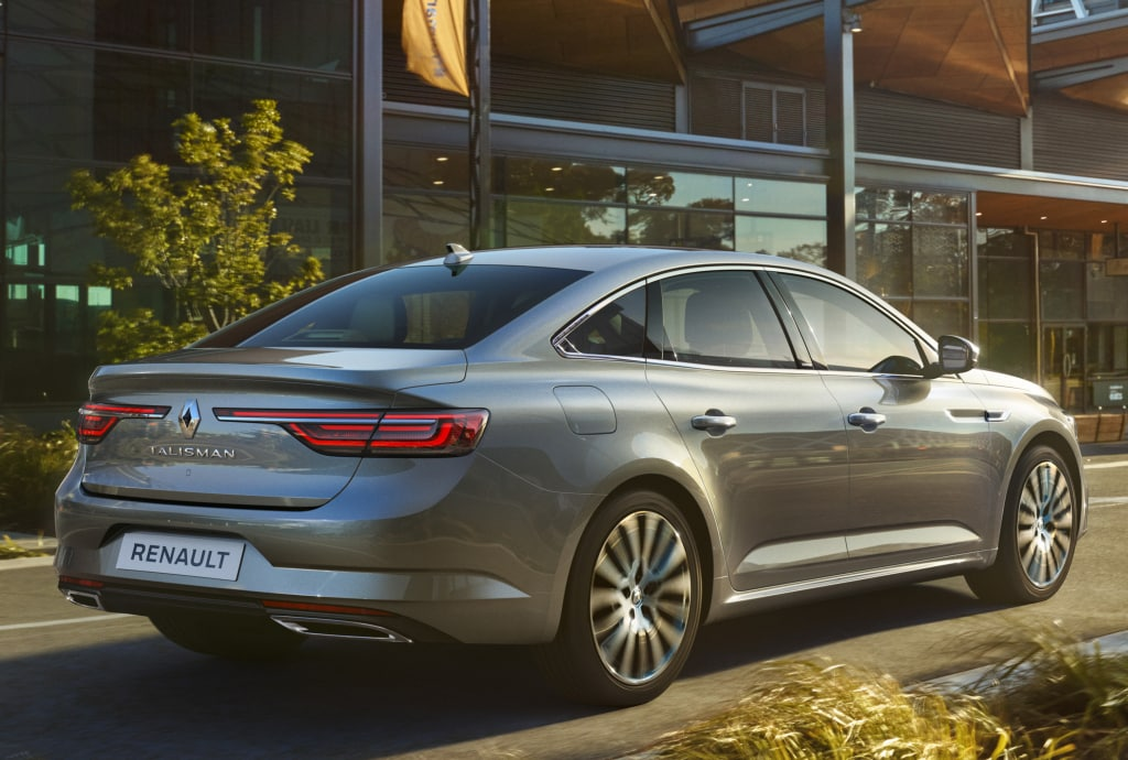 New gasoline engine for the Renault Talisman