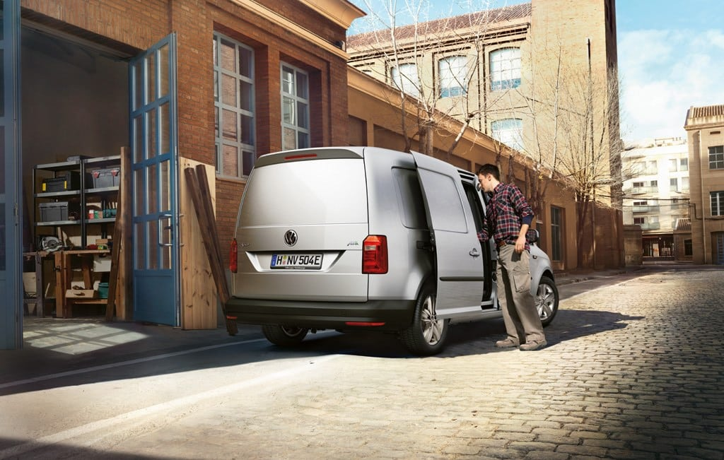 The 100% electric commercial range of VW and ABT already has a price: from € 37,700 PFF