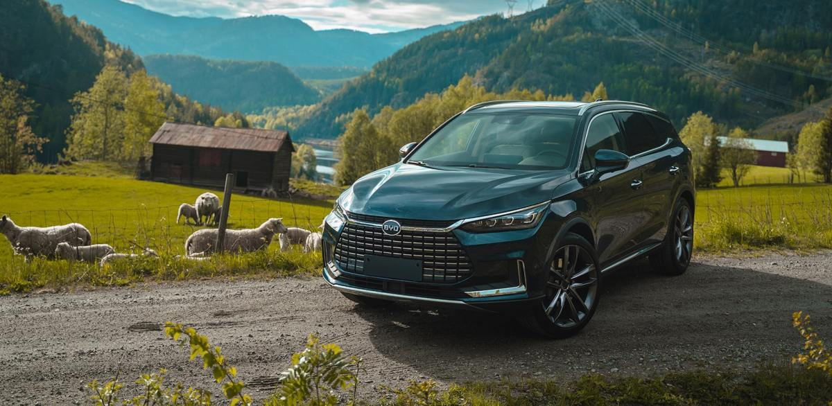 Norway new vehicle registrations Half Yearly Data