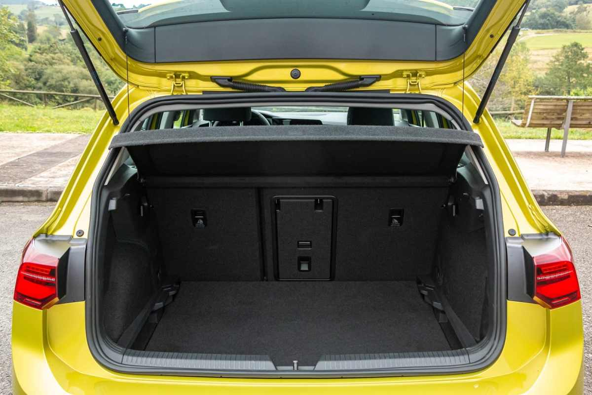 Opinión y prueba Volkswagen Golf gasolina 150 CV DSG 2020
