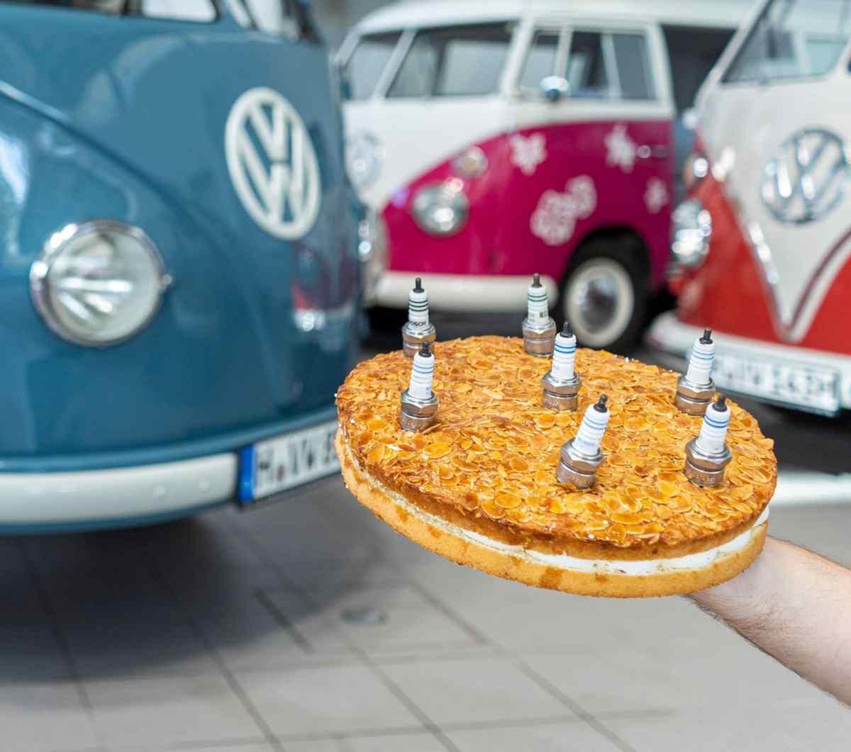 """The oldest Volkswagen """"van"""" turns 70"""