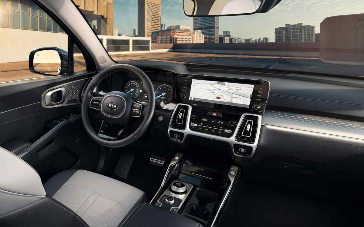 The new Kia Sorento already has prices in Germany: Somewhat expensive
