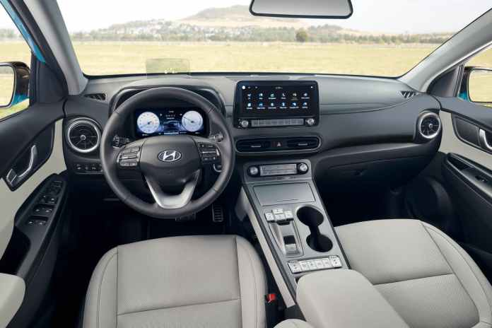 All prices of the renewed Hyundai Kona Hybrid and Electric