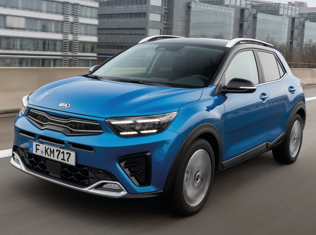 Here are the best-selling B-SUVs until November in Europe: Some surprises