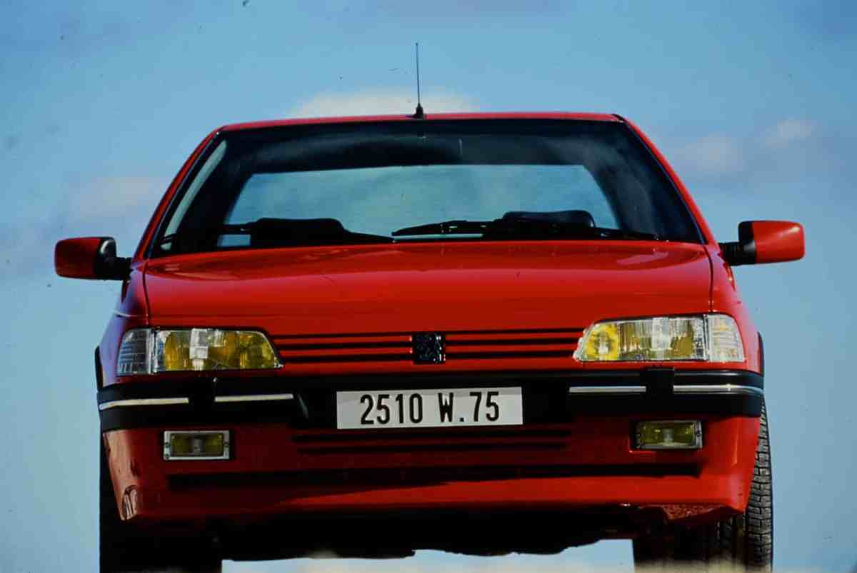 the real GTi saloon everyone wanted in the '90s