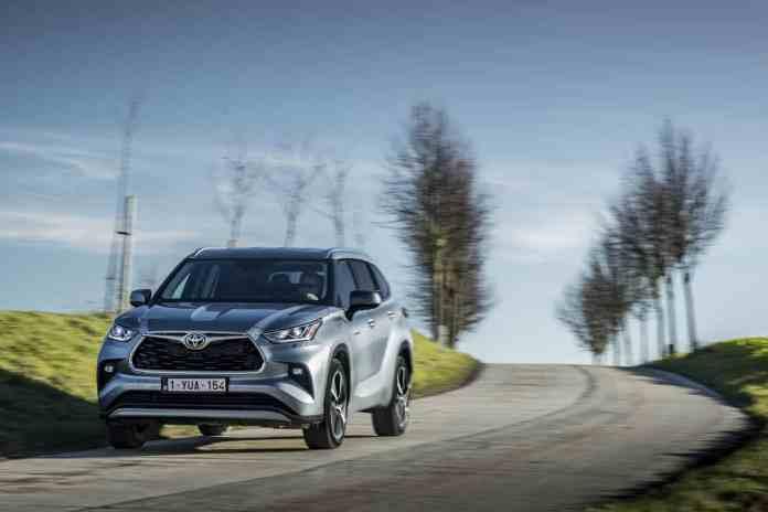 Opinión y prueba Toyota Highlander híbrido 2021