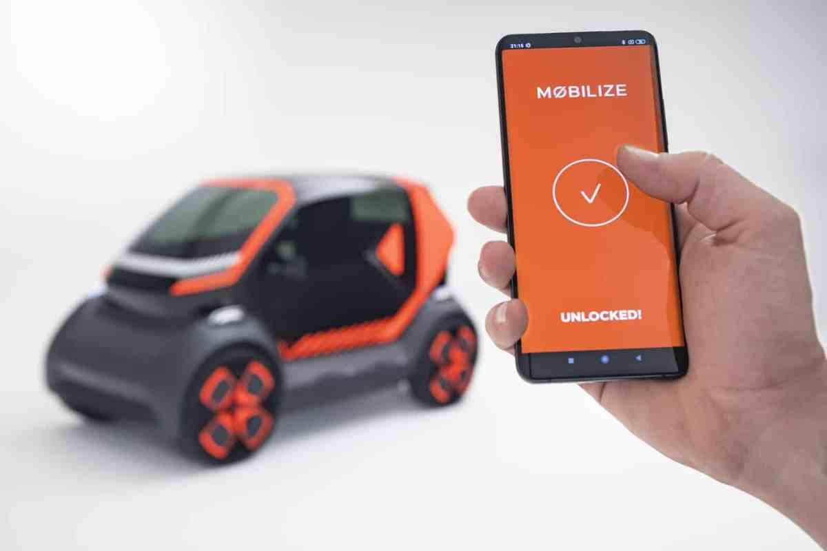 an urbanite for carsharing