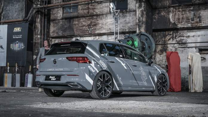 Up to 192 hp and 318 Nm of torque for the 1.5 TSI block of the Volkswagen Golf Mk8