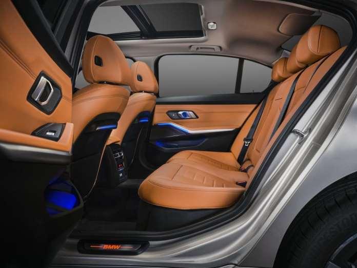 BMW 3 Series debuts long wheelbase in India