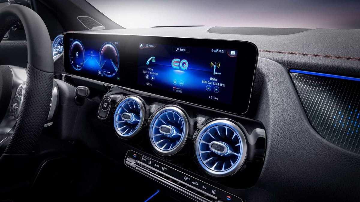 426 km of 100% electric range