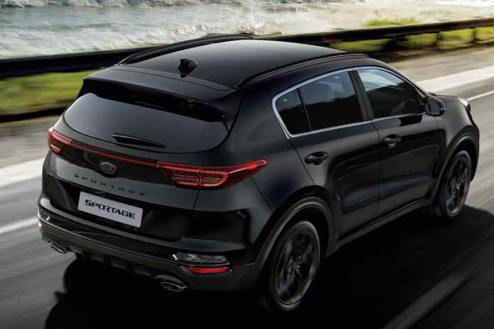 The Kia Sportage «Black Edition» is already on sale: Here the prices