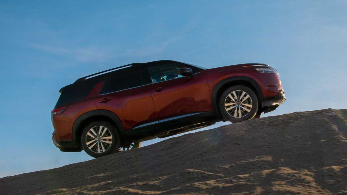Images, information and news Nissan Pathfinder 2021