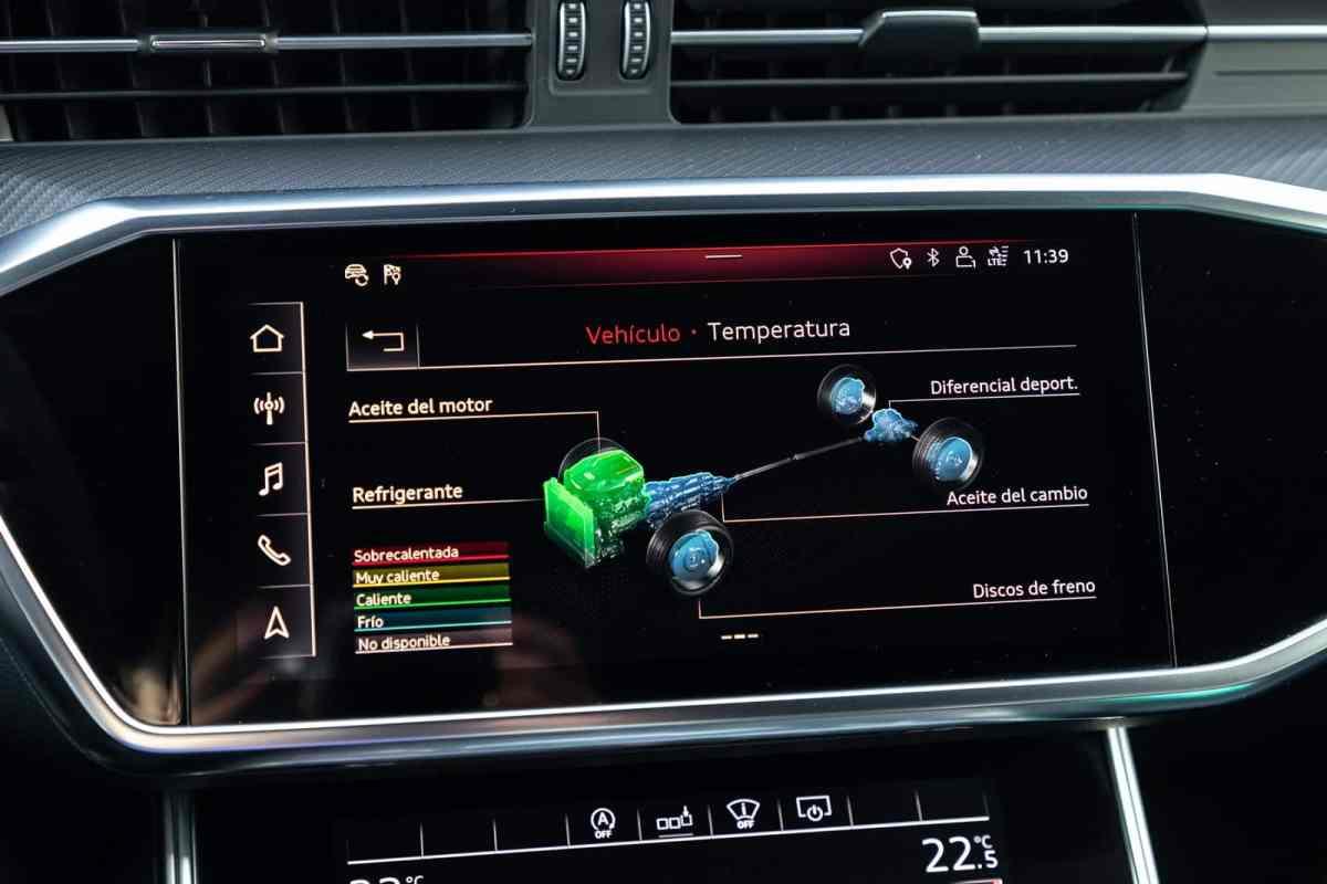 Opinión y prueba Audi RS 6 Avant 600 CV 2021