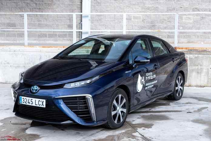 ¿Es el hidrógeno el combustible del futuro?