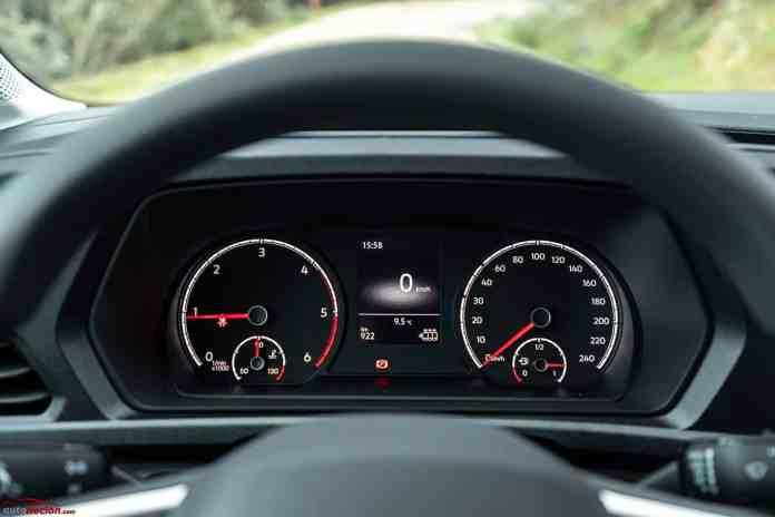 Opinión y prueba Volkswagen Caddy 2.0 TDI diésel Kombi 2021